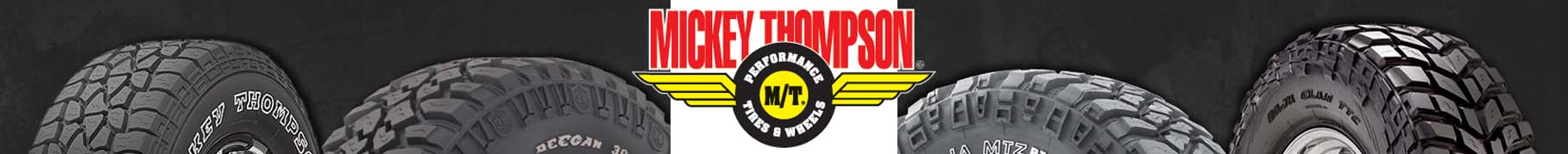 Mickey Thompson Banner